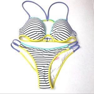 Victoria's Secret Bikini Swim wear Sz M